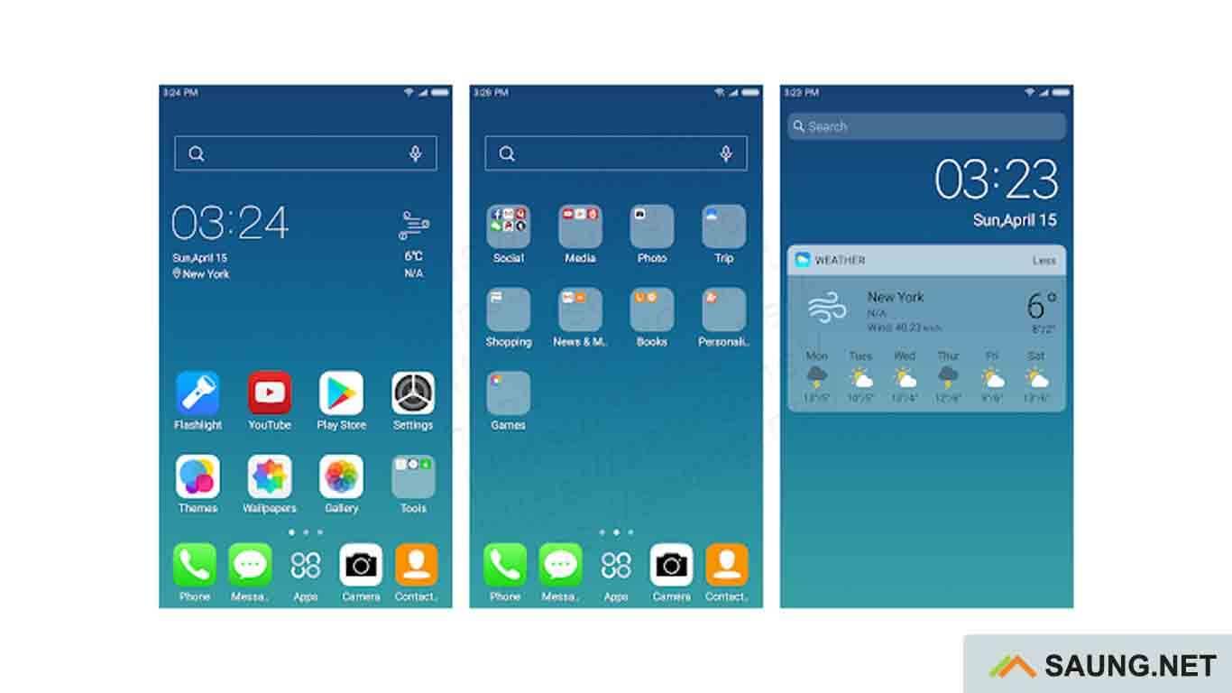 iphone launcher full apk