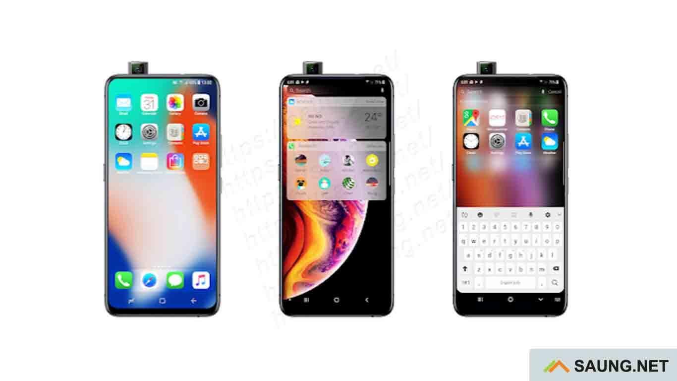 launcher iphone pro apk