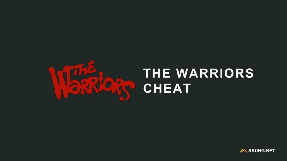 The Warriors Cheat