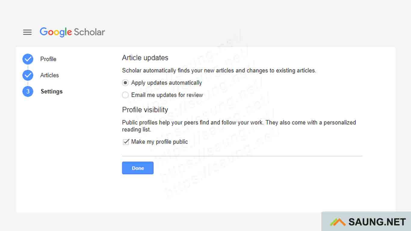 download google scholar