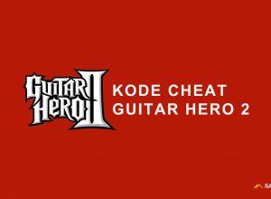 guitar hero cheat