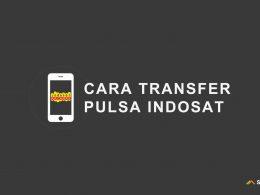 transfer pulsa indosat