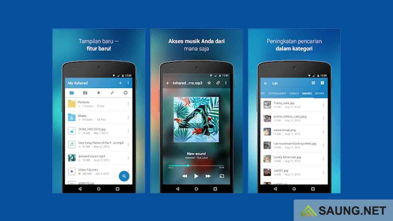 4 share download lagu