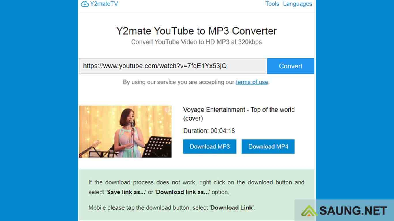download video di youtube mp3
