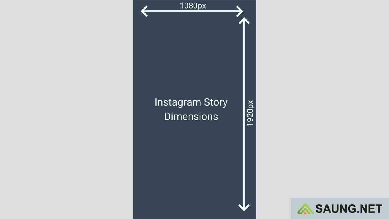 ukuran story instagram pixel