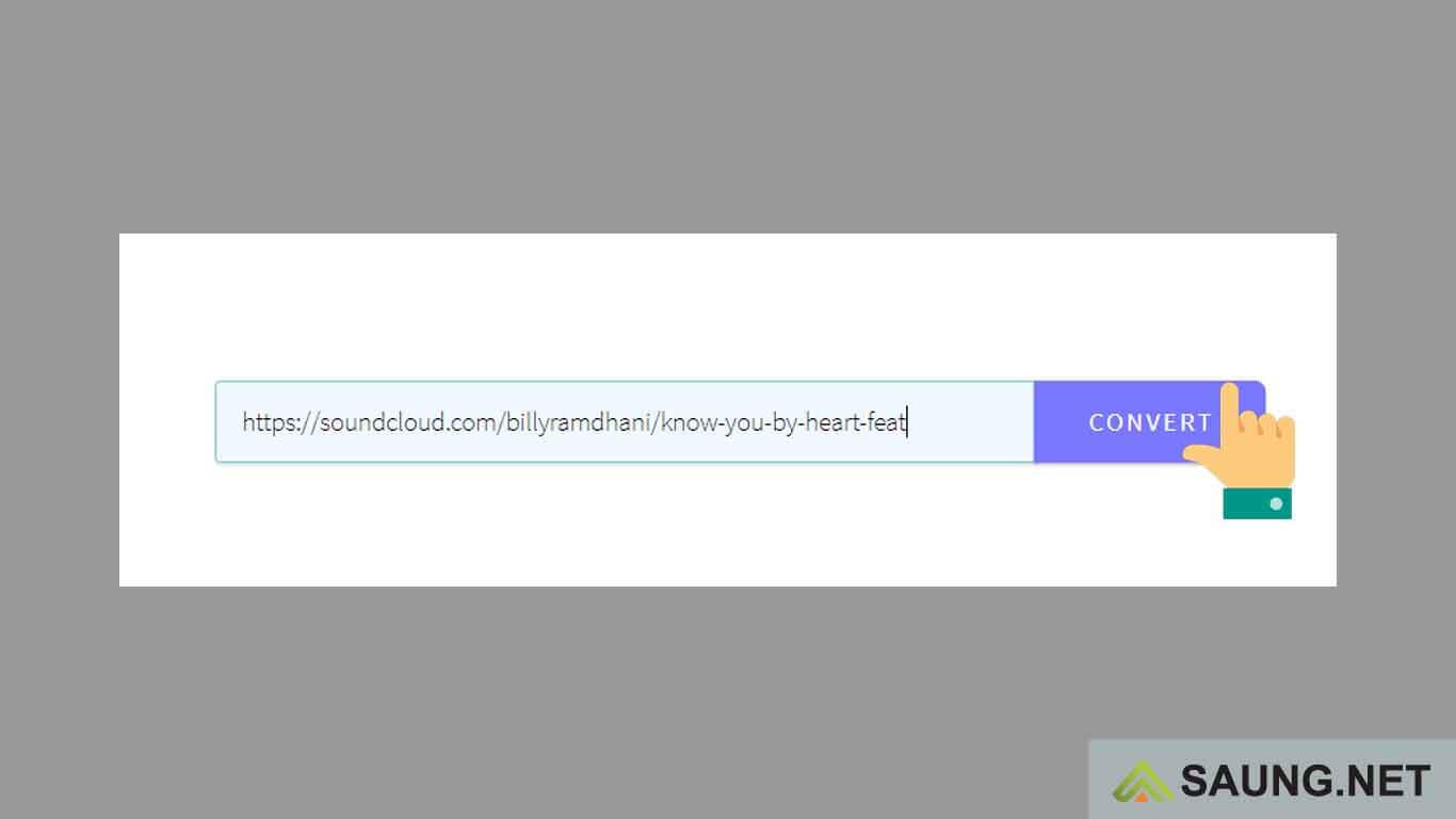 cara download soundcloud