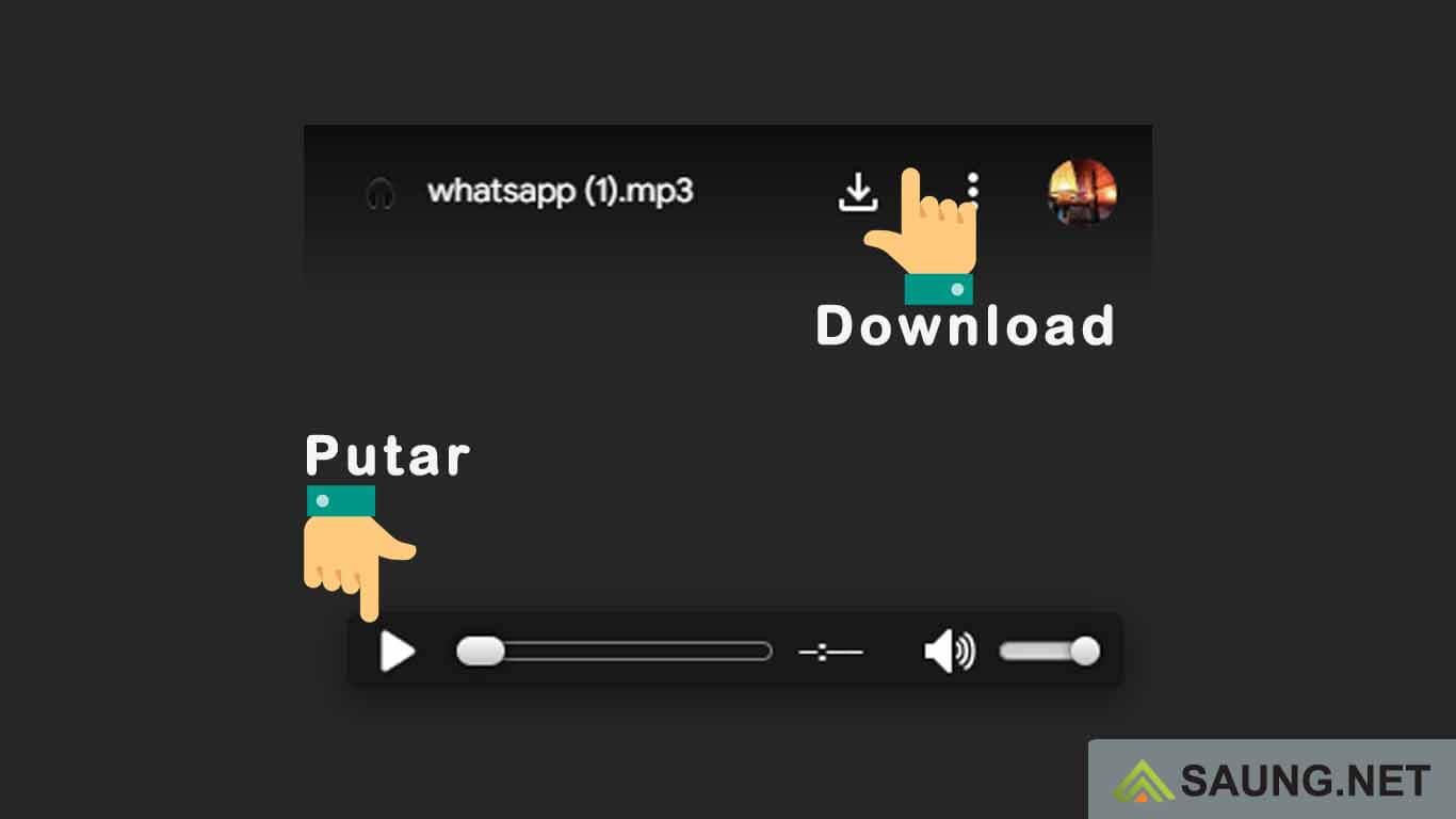 download nada pesan wa