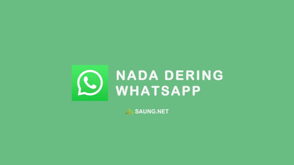 nada dering whatsapp