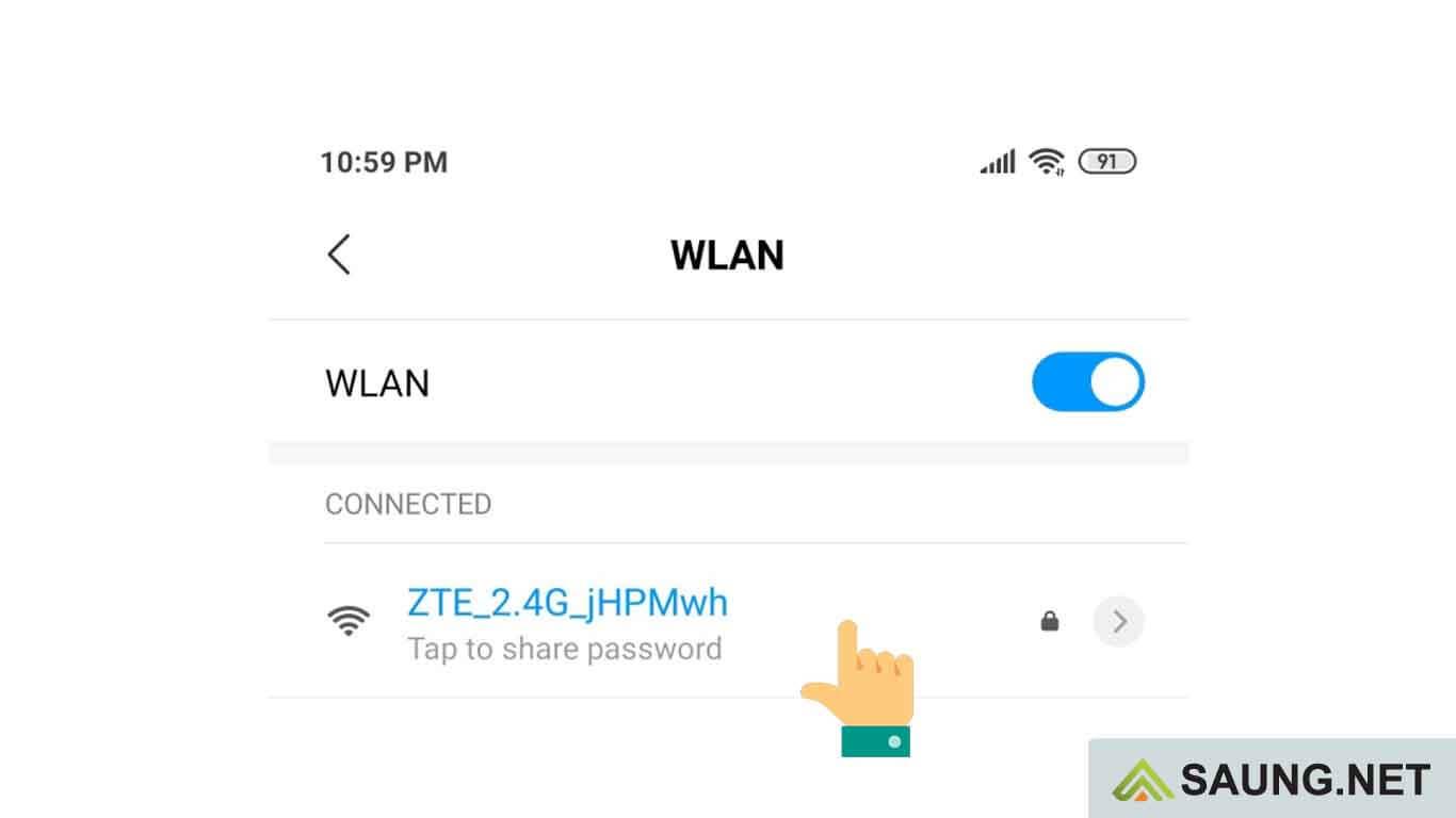 cara mengganti password wifi indihome fiber