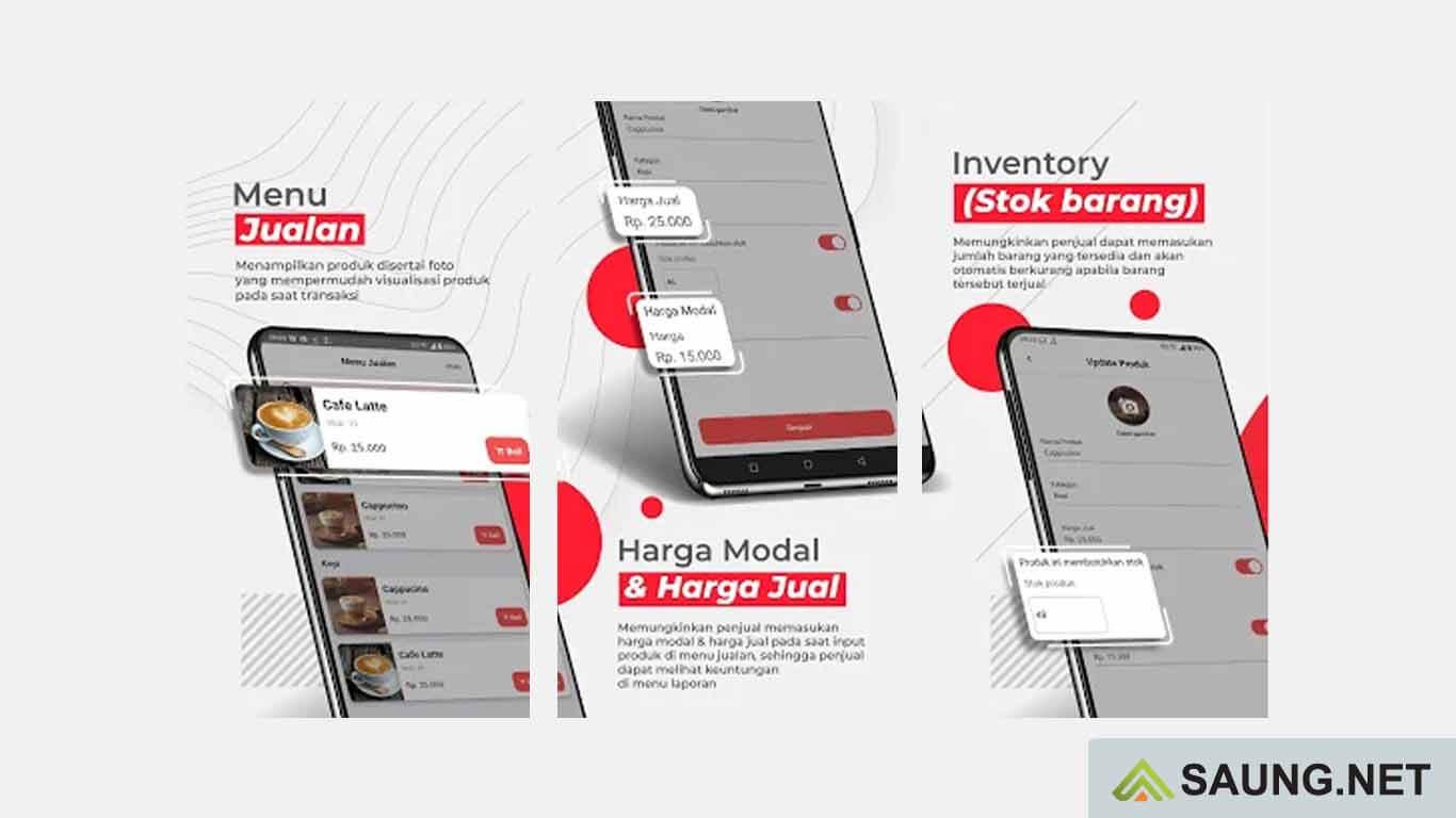 aplikasi kasir gratis android