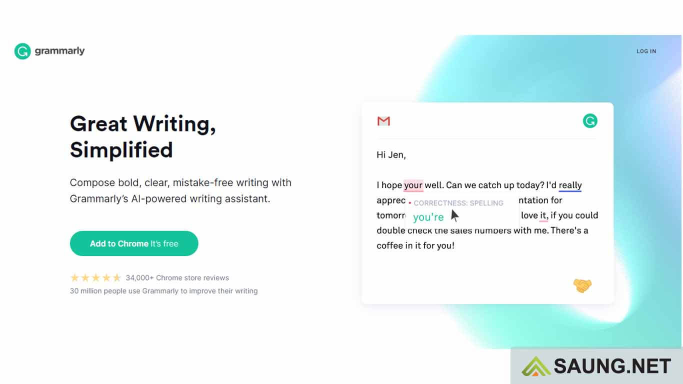 cara menggunakan aplikasi grammarly
