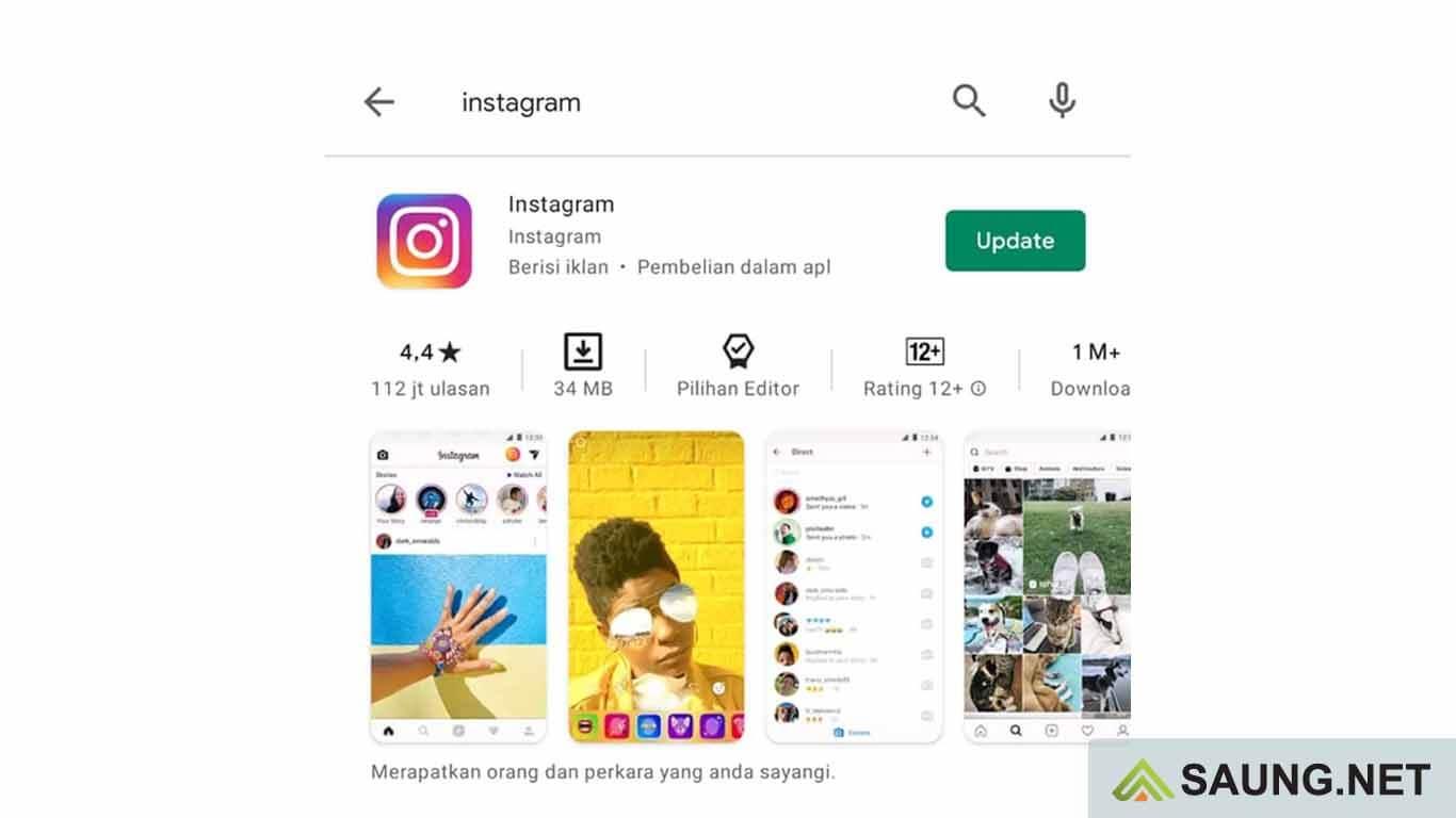 cara agar filter instagram tidak lemot