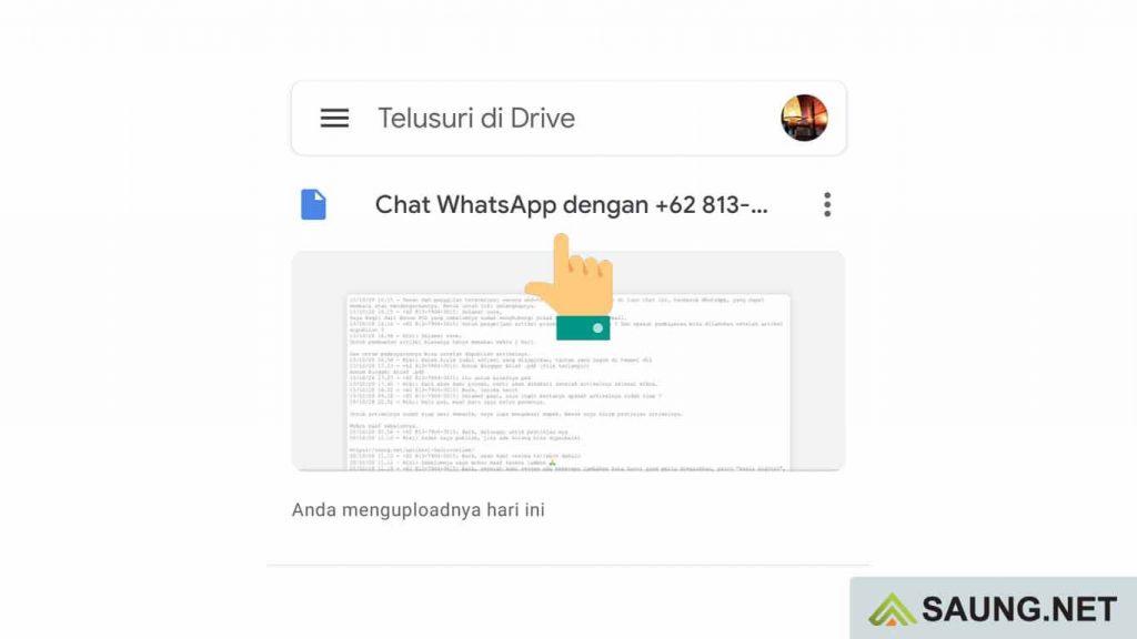 fungsi ekspor chat whatsapp