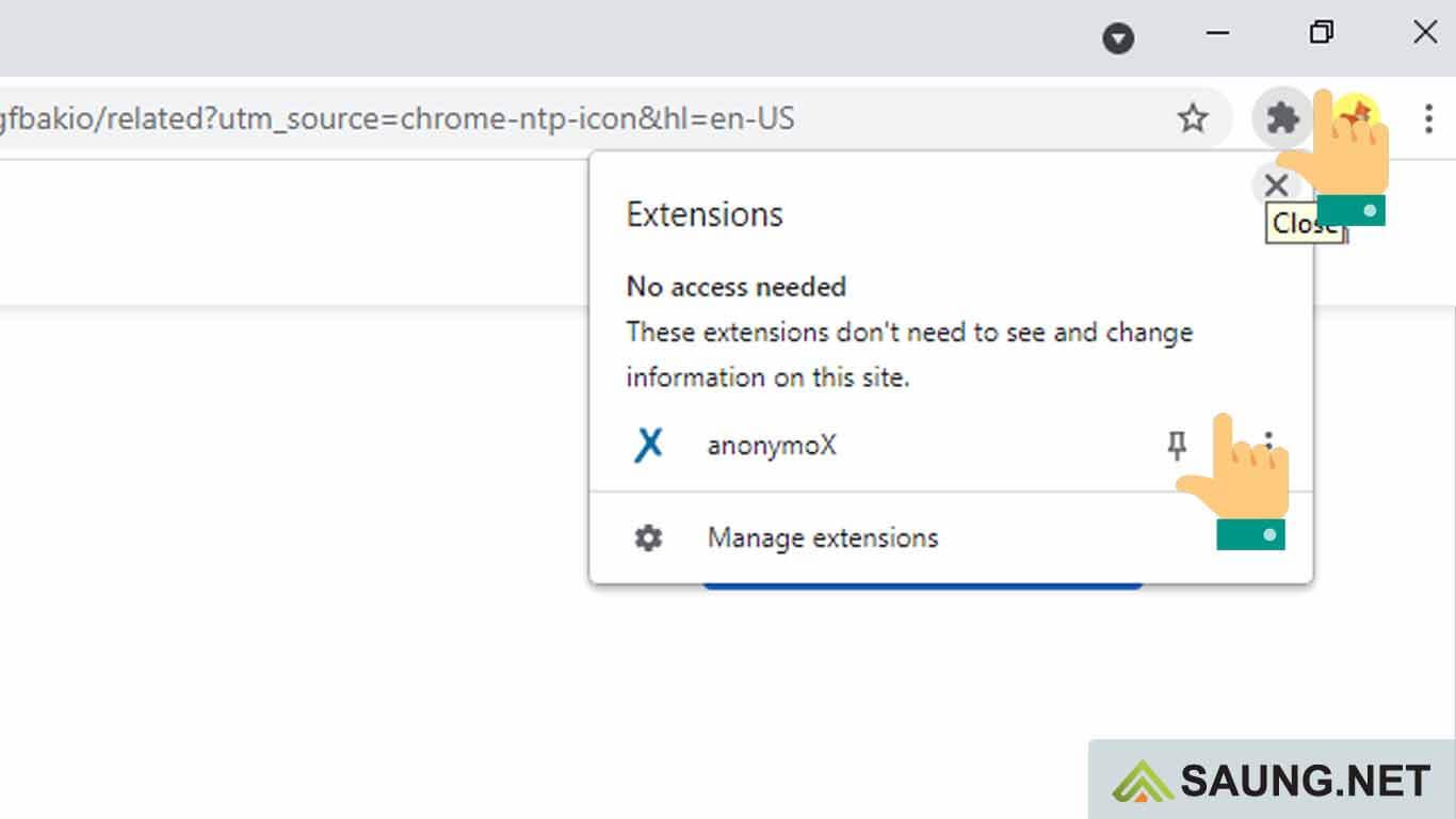 cara mengaktifkan anonymox di google chrome