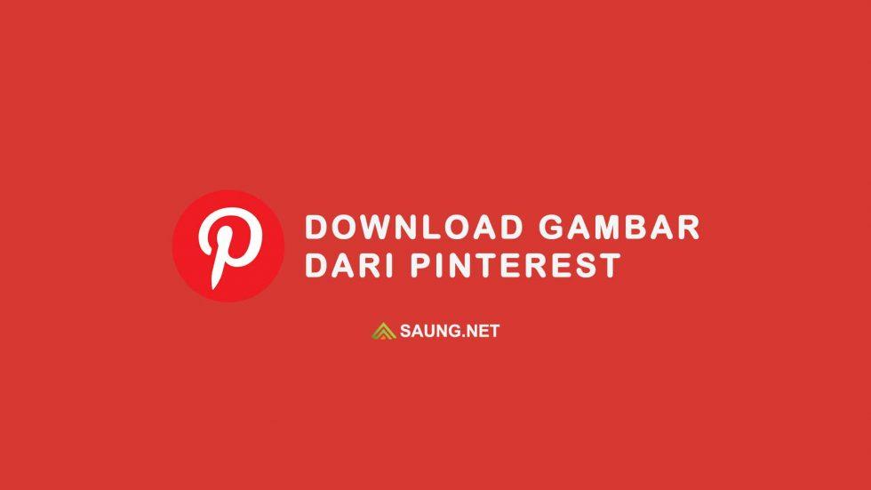download gambar dari pinterest