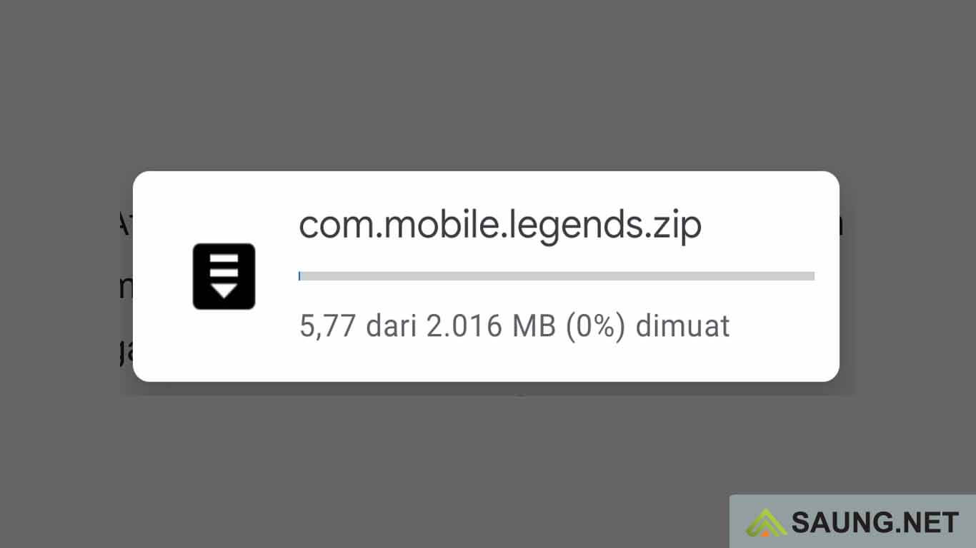 download resource mobile legend