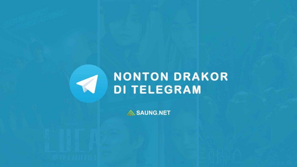 nonton drakor di telegram