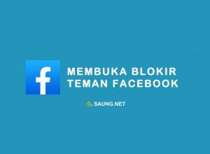 cara buka blokir facebook