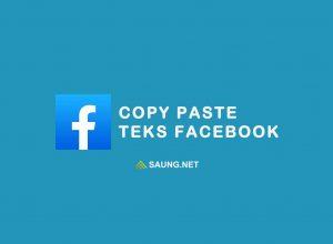 cara copy paste di facebook