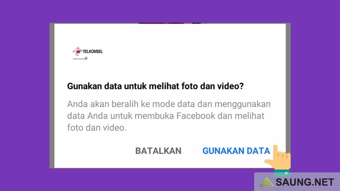 cara keluar dari mode gratis facebook telkomsel