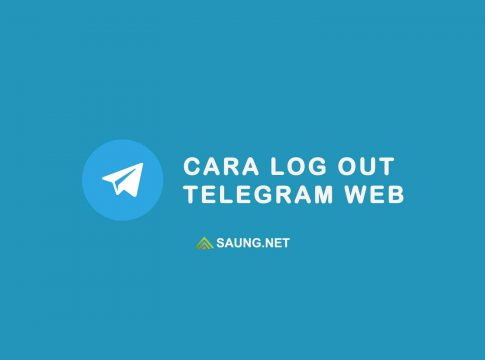 cara logout telegram web