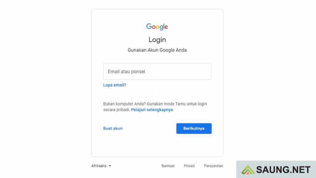 cara mengeluarkan akun gmail dari perangkat lain
